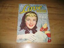 May 1954 Love Book Pulp Magazine