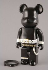 Be@rbrick 2007 Skull Japan 400% Shinning Skull Bearbrick w/ Leather Band Japan