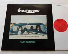 "The STOOGES I got nothing (Live 1973) FRENCH 12"" REVENGE CAX 8 (1991) EX"