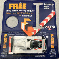 Jaguar Racing Model XJR9 Castrol Sponsored 1/43 Daytona 24 horas 1988 - CORGI UK