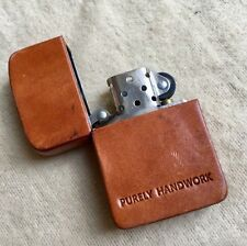 Hand Crafted Leather Case For Zippo Lighter