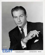 Lex Barker The Price of Fear VINTAGE Photo