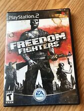 Freedom Fighters (Sony PlayStation 2, 2003) PS2 Cib Game H3