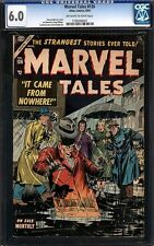 MARVEL TALES #126 CGC 6.0 1954 ATLAS GOLDEN AGE OWW PAGES CGC #1199399001