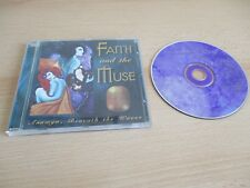 FAITH AND THE MUSE RARE CD - ANNWYN, BENEATH THE WAVES - MET 208 - GOTHIC ROCK