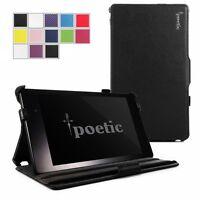 Poetic StrapBack Protective Folio Leather Case For Google Nexus 7 2nd Gen 2013