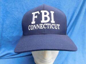 USA - Connecticut - FBI - Einsatzmütze in Baseballstil