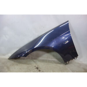 2007-2013 BMW E92 E93 3-Series 2door Left Front Fender Quarter Panel Monaco Blue