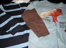 NWT Gymboree Boys Long Sleeve Lot - Size 6