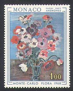Monaco 1968 Flowers/Plants/Nature/Art/Paintings/Flower Show 1v n34352