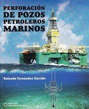 PERFORACION DE POZOS PETROLEROS MARINOS Marine Ocean Oil Industry Drilling Cuba