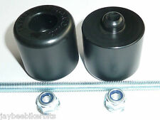 SUZUKI GSF BANDIT 1200 1996-2001 CRASH MUSHROOMS FRONT AXLE SLIDERS BOBBINS TS81