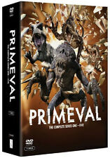Primeval. The Complete Series. Season 1 2 3 4 5. SAISON 1-5. 11 DVD. NEUF