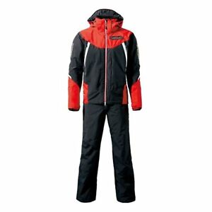 NEW Shimano Japan NEXUS Gore-Tex cold weather suit RB-114M Red 2XL Warm cloth