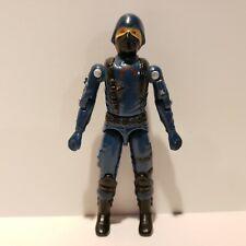 G.I. Joe ARAH 1982 COBRA OFFICER Straight Arm Action Figure NICE+++!!!