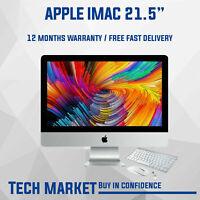 """APPLE IMAC 21.5"""" (2011, A1311) - 3.06 GHz (i3 Processor) - 2TB HDD - 16GB RAM"""