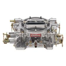 Edelbrock Carburetor 9905; Reconditioned Performer 600cfm Vacuum Secondary Satin