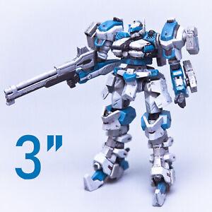 "Armored Core One Coin 3"" Mecha Trading Figure   Kotobukiya   FreeSoftware, Inc A"