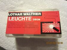 Lothar Walther Bore Light