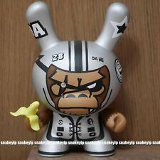 """Kidrobot 8""""Dunny by Tim Tsui Da Space Warrior DA Team Bronx Ape LTD888 2010"""