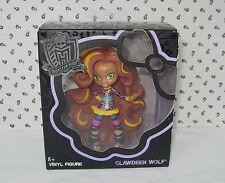 "Monster High Mattel Clawdeen Wolf Vinyl 4"" Collectible Figure New in Box"
