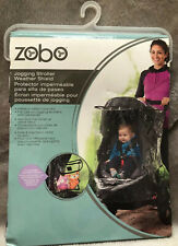 Zobo Travel System Weather Shield Baby Stroller Protective Rain Cover Pouch New