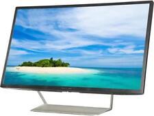 "HP Pavilion 32q 32"" Display WVA 1.07M colors DisplayPort HDMI 2560x1440 @ 60 Hz,"