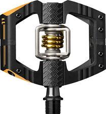 Crank Brothers Mazo E 11 Platform MTB Enduro Downhill Titanio Pedales - Negro