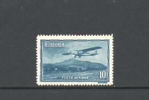 Romania 1931 SG 1229 Fokker F.X11  Air MH