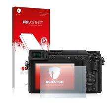 upscreen Scratch Protection d'écran pour Panasonic Lumix DMC-GX80 Protecteur