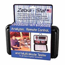 Zebra Instruments , Zebra Stat - Analyzer , Remote Control & Multi-Mode Tester