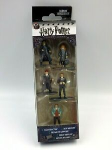 Figurine Harry Potter Metalfigs Pack 5 Pcs Metal Figure Die Castneuf
