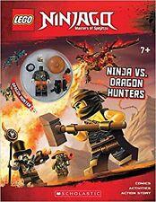 Ninja vs. Dragon Hunters (Lego Ninjago) New Book