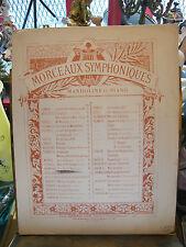 Partition Si j'étais roi Adam Mandoline et Piano Music Sheet