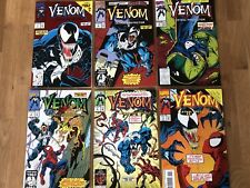 Venom: Lethal Protector #1 - #6 ( 1993, Marvel) Comic Lot