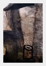 nabARus 060412-11 Acrylique sur papier -Acrylic on paper -Art Singulier 17x25 cm