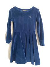 Rock Your Baby Kid Velvet Dress