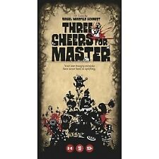Atlas Games Atg01360 Three Cheers for Master Card Game