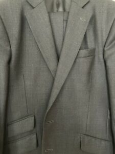 Turnbull And Asser Suit 42RMade In England Luxury Wool.Used in perfect condition