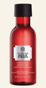 Roots of Strength Firming Shaping Essence Lotion Natural Finish For Aging Skin-N