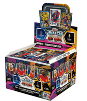2020 21 Match Attax UEFA Champions League Soccer Trading Cards Box 50 Packs