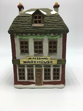 Dickens' Village Series Fezziwig's Warehouse Department 56 Heritage Village Coll