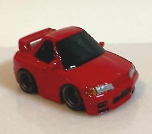 Choro-Q Custom Skyline R32 GTR Watanabe Red