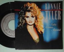"BONNIE TYLER SALLY COMES AROUND / CRYIN' A LITTLE 7 "" SINGLE"