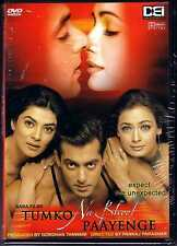Tumko Na Bhool Paayenge - DVD (Salman Khan , Sushmita Sen) Bollywood