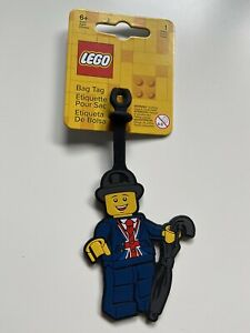 LEGO London Lester Bag Tag *NEW WITH TAGS*