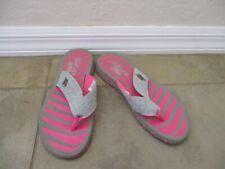 Skechers GOFLEX GOGAMAT Flip Flop Sandals For Women Size 6 Eur 36