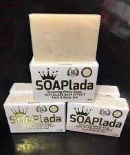 Soaplada Stunning White Soap with Glass Skin Effect - Face & Body - Instant