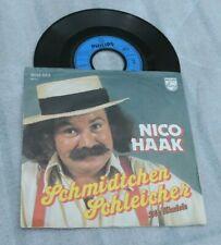 Nico Haak - Schmidtchen Schleicher - Single 7''