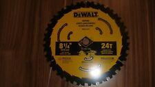 Dewalt Dwa181424 Ripping 24 Tooth Circular Saw Blade 8 14